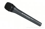 Sennheiser MD 42: Omni-directional Reporter Microphone