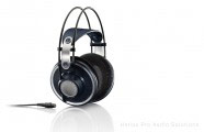 AKG K702: Open reference headphone