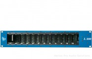 API L200R: 12-Slot 200 Series Rack