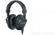 Beyer Dynamic DT 250, 80 ohms: Closed Headphone