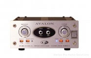 Avalon Design U5: Mono Class-A Instrument Di Pre-Amp/EQ