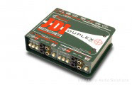 Radial JDI Duplex: Passive Stereo Direct Box