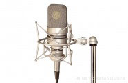 Microtech Gefell UM 930: Dual Condenser Microphone switchable