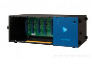 API Lunchbox 6B-HC: 6 slot 500 series Rack incl. PSU