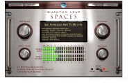 East West Spaces: True Stereo/Surround Convolution Reverb