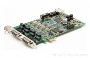 Lynx Studio Technology AES16e-50 (SRC): PCIe Audio Card AES I/O with AES50