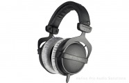 Beyer Dynamic DT 770 PRO, 80 ohms: Closed Headphone, straight lead