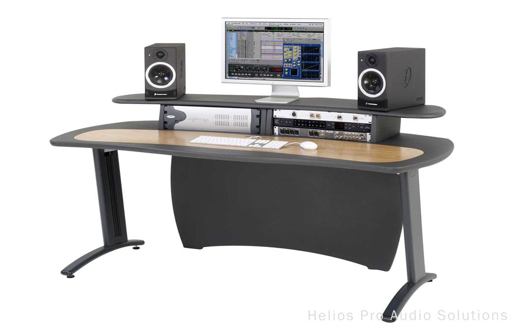 AKA Design ProMedia Desk: Compact Off-line Editing Desk