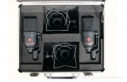 Neumann TLM 170 R mt stereo set: 2x Condensor Microphone in alu case