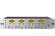 Universal Audio 4-710d: 4-channel preamp with dynamics/8-chan AD