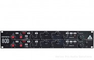 Trident Series 80B: Dual channel equalizer