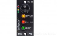 Millennia Media HV-32: 200 Series MicAmp