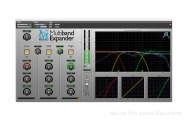 Metric Halo Multiband Expander: Software Plug-in for AAX (DSP) and VST
