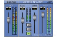 Sonnox Oxford Inflator HD-HDX: Loudness Maximizer