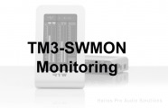 RTW TM3-SWMON: TM3 Monitoring Control option