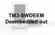 RTW TM3-SWDEEM: TM3 Deembedded output