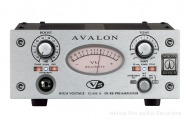 Avalon Design V5 Silver: Class-A, Instr. DI-Re-Mic Preampl EQ