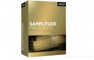 Magix Samplitude Pro X Suite: Multitrack Recording/editing Software