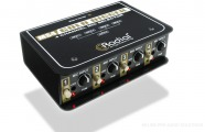 Radial Gold Digger: 4-Channel Mic Selector