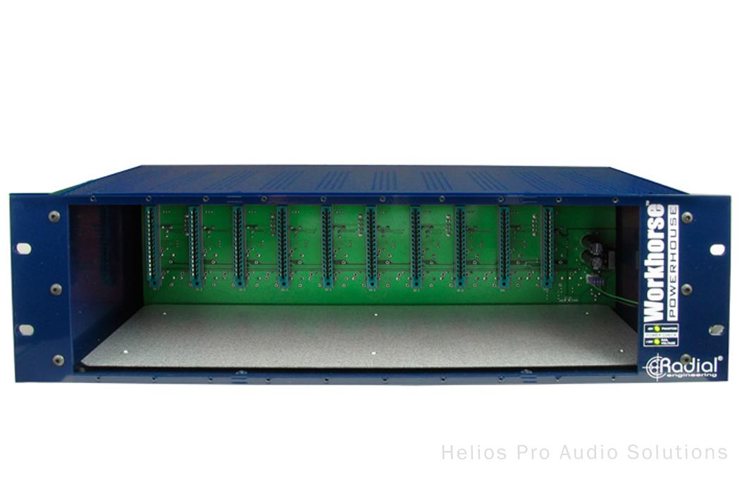 Radial The Powerhouse - 500 Series Power Racks - Helios Online