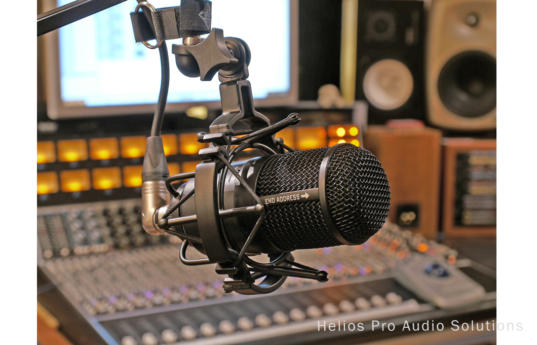 Telefunken Elektroakustik M82 - Dynamic Microphones - Helios Online