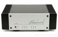 Benchmark Media AHB2 Silver: Stereo High-resolution Amplifier