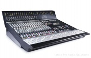 Audient ASP4816: Compact Analogue Recording Console