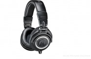 Audio Technica ATH-M50X: Professional Studio Monitor Headphones