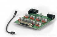 Metric Halo ULN-R Preamp Kit: 4CH Pre-amp Board for LIO-8 (1-4)