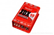 Radial JDX48: Guitar Amp Direct Box
