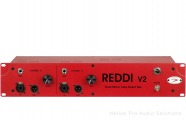 A-Designs REDDI V2: Dual Mono Tube Direct Box