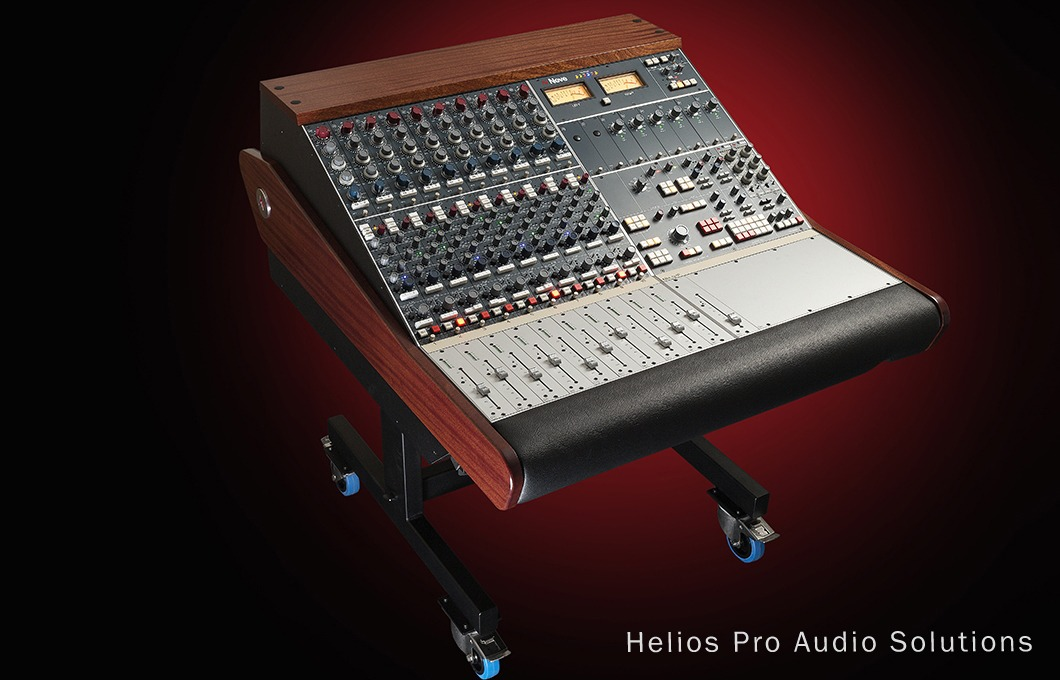 AMS Neve BCM10/2 mkII - Recording Consoles Analog - Helios