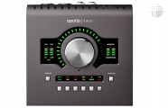Universal Audio Apollo Twin mkII Duo: Audio Interface with Processing