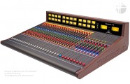 Trident Series 78-16: 16-CH 8 Buss Console, LED Meter Bridge