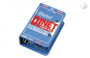Radial DiNET DAN-RX: 2-Channel Dante Audio Receiver