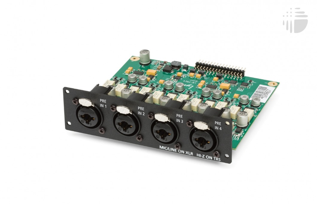 Lynx Studio Technology LM-PRE4 - A-D and D-A Converters - Helios Online