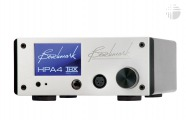 Benchmark Media HPA4 Silver: Headphone/Pre-Amplifier