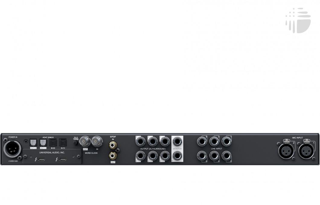 Universal Audio Apollo X6 - Audio Interfaces - Helios Online