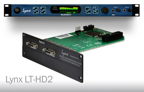 LT-HD2 Pro Tools HD interface option