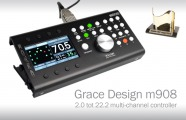 Grace Design M908, 2.0 tot 22.2 Monitor Controller