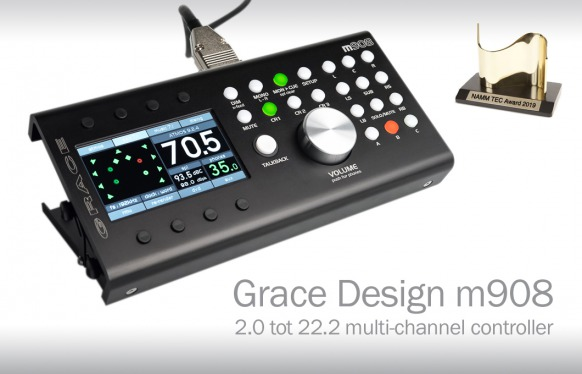 Grace Dsign M908 HP UK