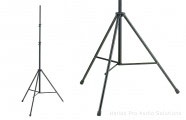 K&M 20800: Overhead microphone stand - black