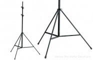 K&M 20811: Overhead microphone stand - black