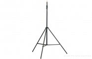 K&M 21411: Overhead microphone stand - black