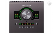Universal Audio Apollo Twin X w/ QUAD HE: Audio Interface with Processing