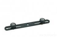 K&M 23550: Microphone bar - black