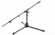 K&M 255: Microphone stand - black