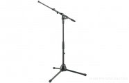 K&M 259: Microphone stand - black